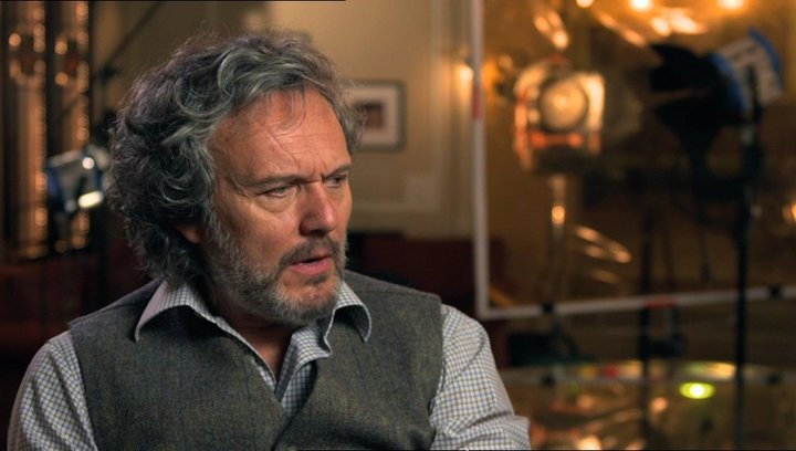 Anthony Stewart Head - Chiron  über Thor Freundenthal - OV-Interview Poster