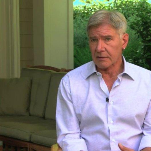 Harrison Ford über Asa Butterfield - OV-Interview Poster