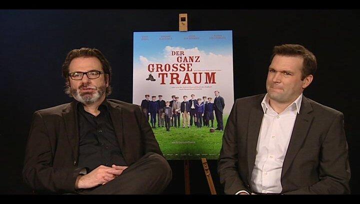 Anatol Nitschke und Raoul Reinert (Produzenten) über die Adaption eines historischen Stoffs fürs Kino - Interview Poster