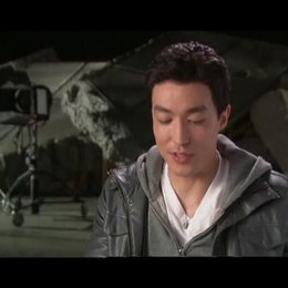 "Daniel Henney - ""David North"", ""Agent Zero"" - OV-Interview Poster"