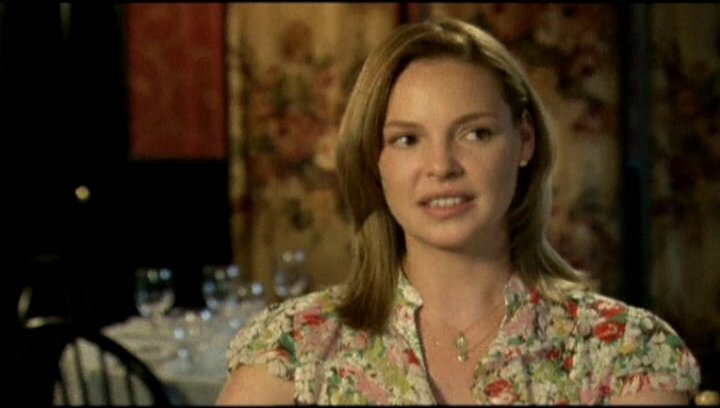Interview mit Katherine Heigl ( Jane ) - OV-Interview Poster