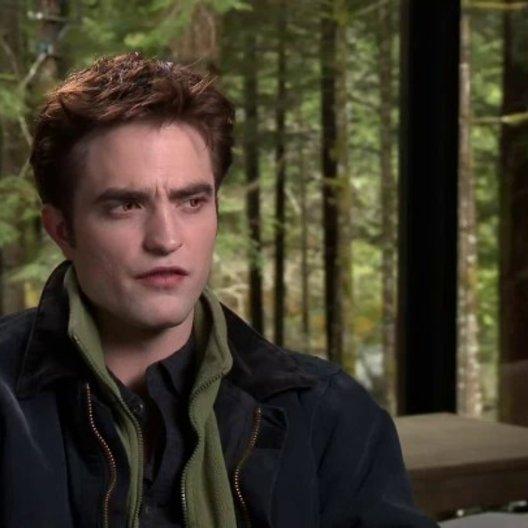 Robert Pattinson - Edward Cullen was die Zuschauer erwarten können - OV-Interview Poster