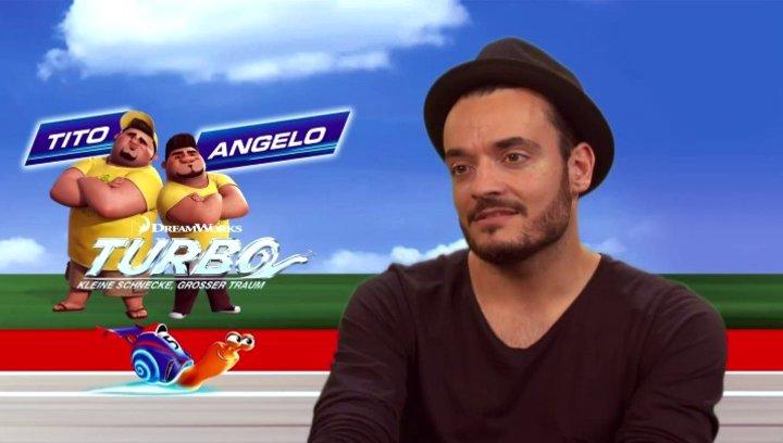 Giovanni Zarella - Tito - darüber, was er an der Rolle mag - Interview Poster