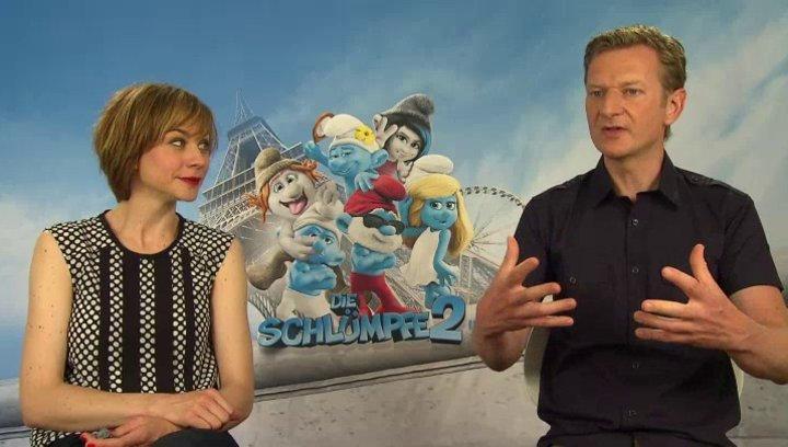 Michael Kessler & Christiane Paul -Hauie & Zicki- über 3D, Animationen & reale - Interview Poster