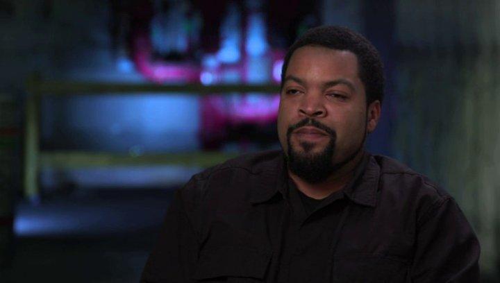 Ice Cube über seine Rolle - OV-Interview Poster