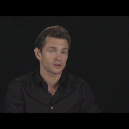 Hugh Dancy über den Film - OV-Interview Poster