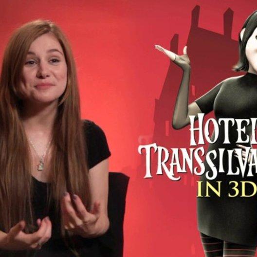 Josefine Preuss über die Freude auf 3D - Interview Poster