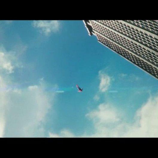 Spider-Man im freien Fall - Szene Poster