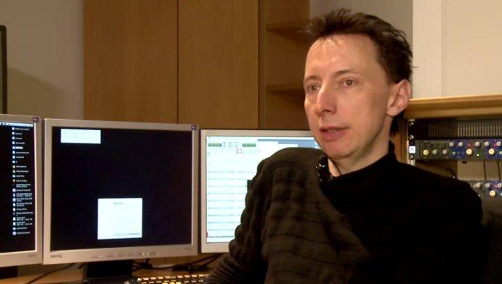 Prof Jürgen Schopper -  VFX-Supervisor -  über die Arbeit mit Rufus Beck - Interview Poster