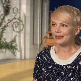 Michelle Williams (Glinda und Annie) über Glindas Aussehen - OV-Interview Poster