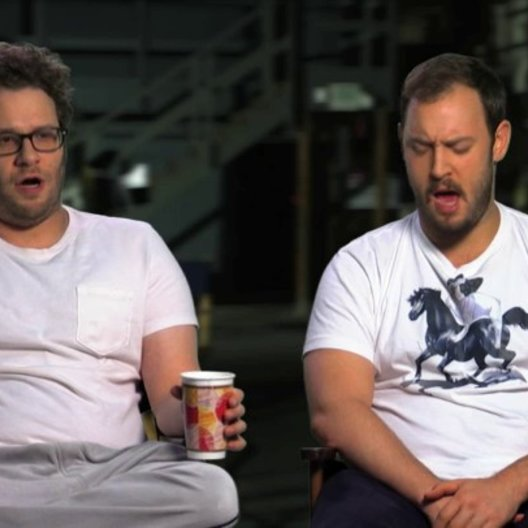 Seth Rogen und Evan Goldberg über das Casting ihrer Traumbesetzung - OV-Interview Poster