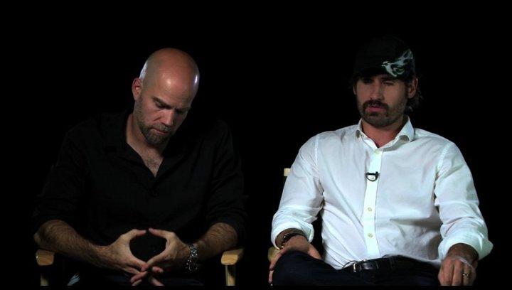 Mark Neveldine und Brian Taylor über die Story von GHOST RIDER SPIRIT OF VENGEANCE - OV-Interview Poster