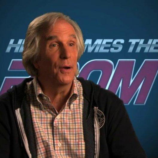 Henry Winkler über Kevin James Kampfkünste - OV-Interview Poster