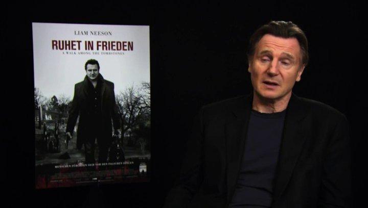 Liam Neeson über Berlin - OV-Interview Poster