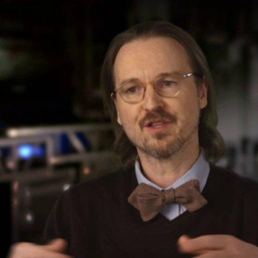 Matt Reeves - Regisseur - über den emotionale Entwicklung Ceasars - OV-Interview Poster