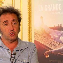 Paolo Sorrentino über die Idee zum Film - OV-Interview Poster
