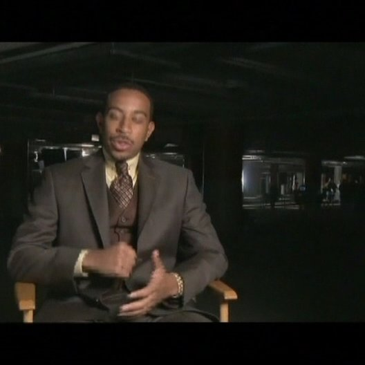 "Interview mit Chris ""Ludacris"" Bridges (Jim Bravura) - OV-Interview Poster"