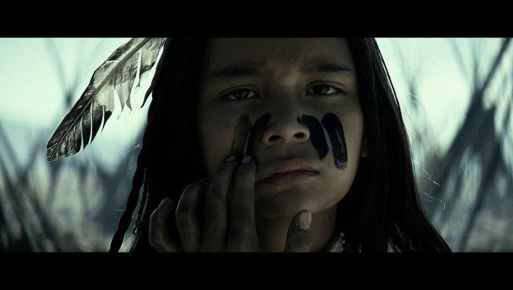 The Lone Ranger (BluRay-/DVD-Trailer) Poster