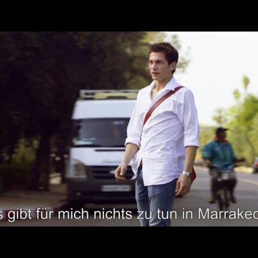 Exit Marrakech - Trailer Poster
