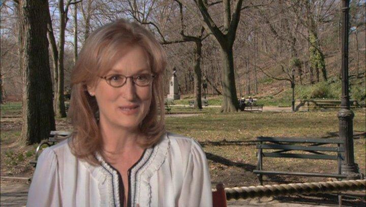 Meryl Streep - über Julia Child - OV-Interview Poster