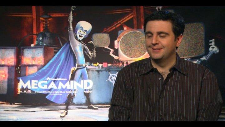 Bastian Pastewka (deutsche Stimme Megamind) über Megamind - Interview Poster