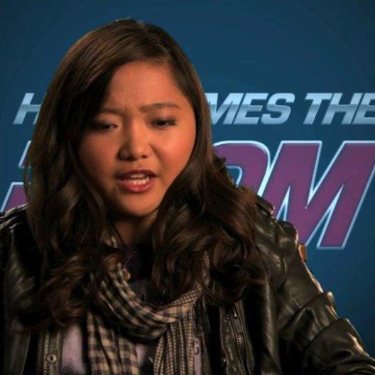 Charice über ihre Rolle - OV-Interview Poster