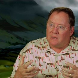 John Lasseter - Executive Producer - über die Animation - OV-Interview Poster