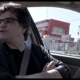 Taxi Teheran - Trailer Poster