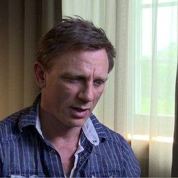 Daniel Craig - Jake Lonergan - über die Dreharbeiten - OV-Interview Poster