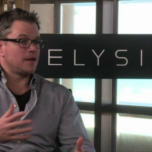Matt Damon über seine Rolle - OV-Interview Poster