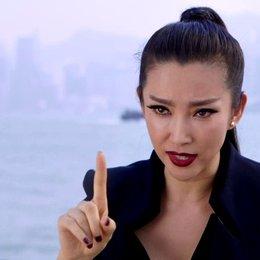 Li Bingbing - Su Yueming - über die Einfluesse von TRANSFORMERS in China - OV-Interview Poster