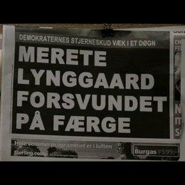 Morck stösst auf den Fall Merete Lynggaard - Szene Poster