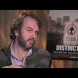 Peter Jackson über den Film - OV-Interview Poster