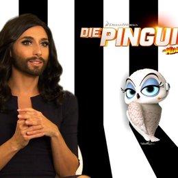 Conchita Wurst - Eva - über ihre Rolle Eva - Interview Poster