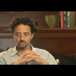 Grant Heslov über George Glooney als Lyv Cassady - OV-Interview Poster