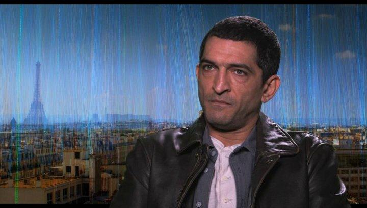 Amr Waked - Pierre del Rio - über seine Rolle - OV-Interview Poster