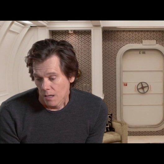 Kevin Bacon über seine Rolle - OV-Interview Poster