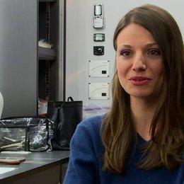 Julia Hartmann über Sarah in der Geschichte - Interview Poster
