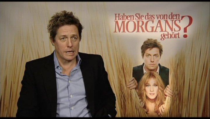 Hugh Grant über den Film (oU) - Interview Poster