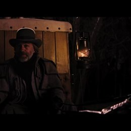 Dr Schultz befreit Django - Szene Poster