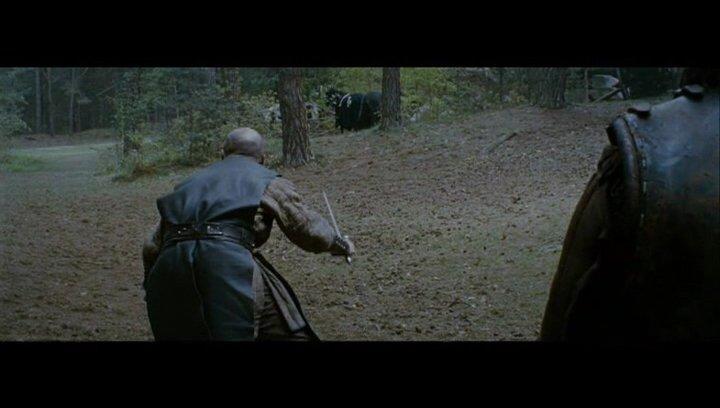 Gefecht im Wald - Szene Poster