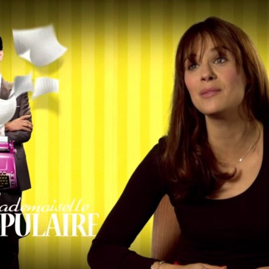 Melanie Bernier (Annie Leprince-Ringuet) über den Film - OV-Interview Poster