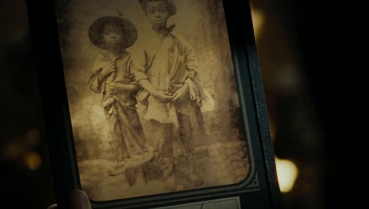 Lincoln - OV-Trailer Poster