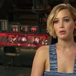 Jennifer Lawrence - Katniss Everdeen - über die Message der Geschichte - OV-Interview Poster
