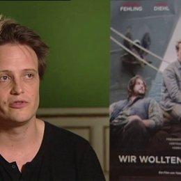 August Diehl (Andreas Hornung) über die Geschichte - Interview Poster