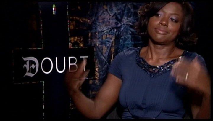 Interview mit Viola Davis (Mrs. Miller) - OV-Interview Poster