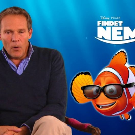 Christian Tramitz - Synchronstimme Marlin - über das Besondere an Findet Nemo - Interview Poster
