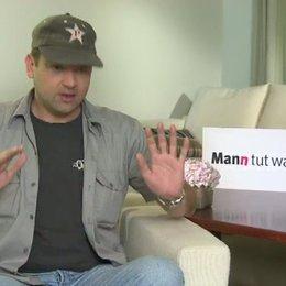 Marc Rothemund über den Film als ein Panoptikum über Männer - Interview Poster