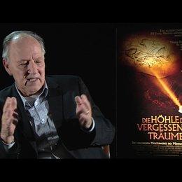 Werner Herzog über die Notwendigkeit der Beschränkungen beim Dreh - Interview Poster