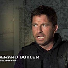 Gerard Butler über das Projekt - OV-Interview Poster
